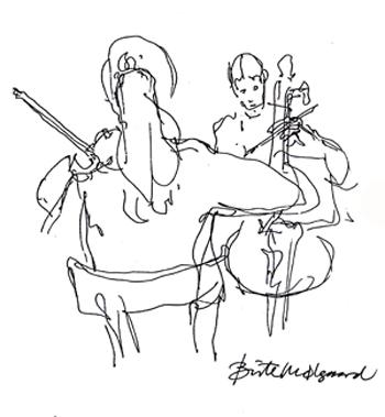 Koncert-skitse